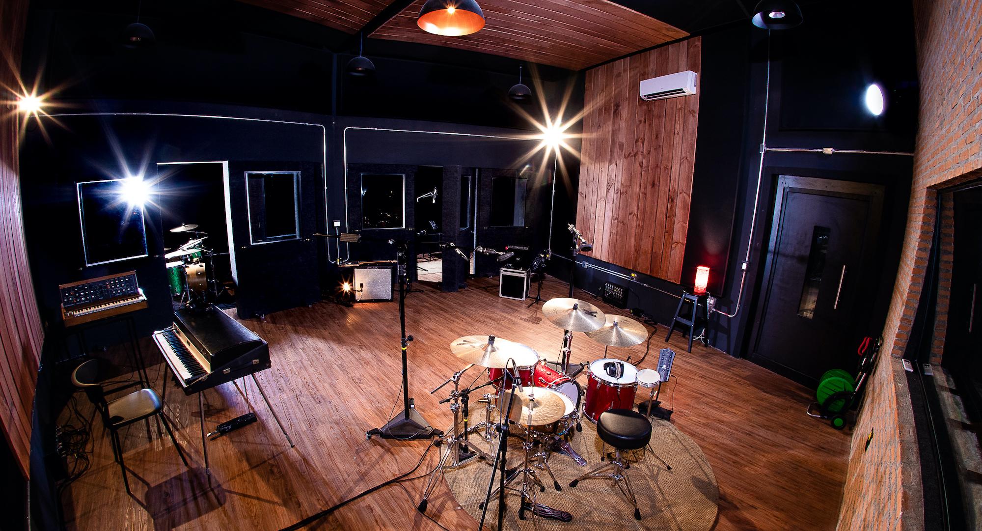 Da Pá Virada Studios